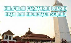 Permalink to Kumpulan Perda Kota dan Kabupaten Serang – Banten (Updated Periodically)